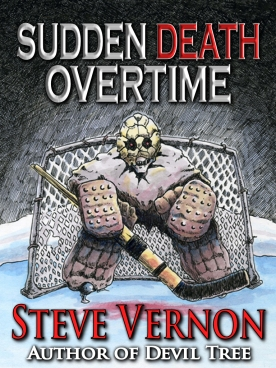 Sudden Death Overtime - final art