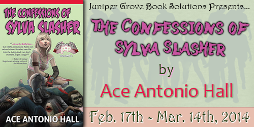 Confessions of Sylva Slasher Banner