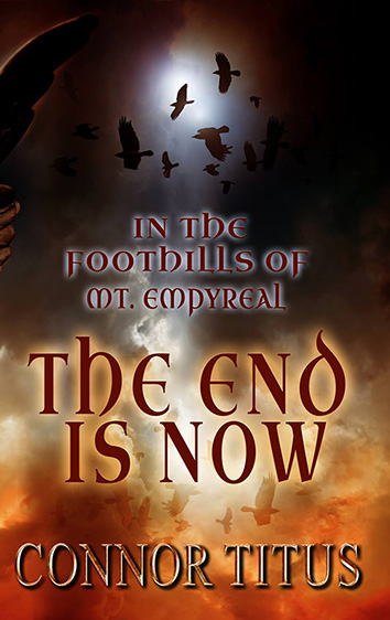 The End is Now Cover