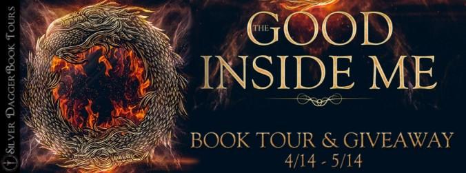 the good inside me tour banner