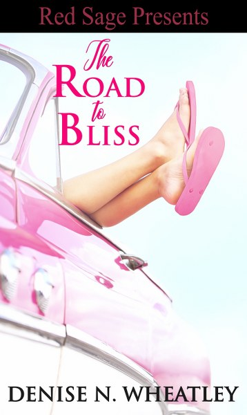 The Road to Bliss Book Cover_358x600