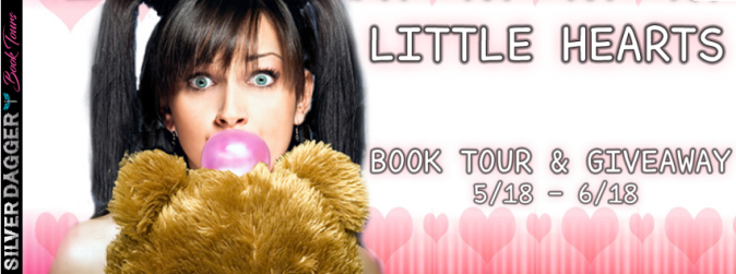 little hearts banner