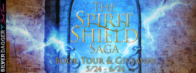 the spirit shield saga banner