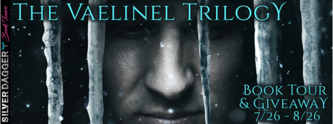 the vaelinel trilogy banner