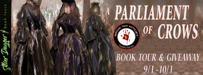 a parliament of crows banner