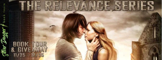 the relevance series banner
